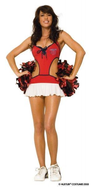HUSTLER Cheerleader