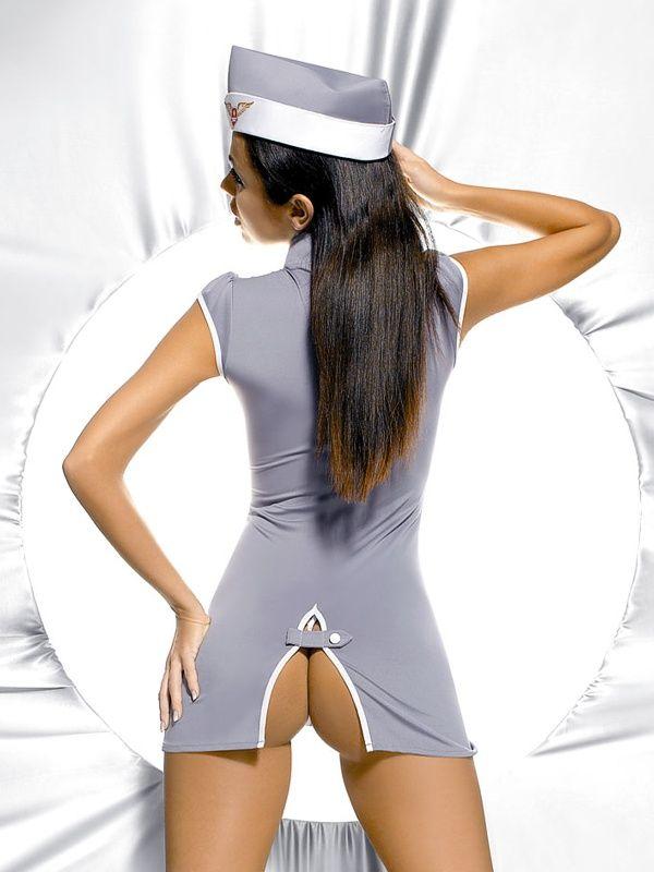 Stewardesse Uniform