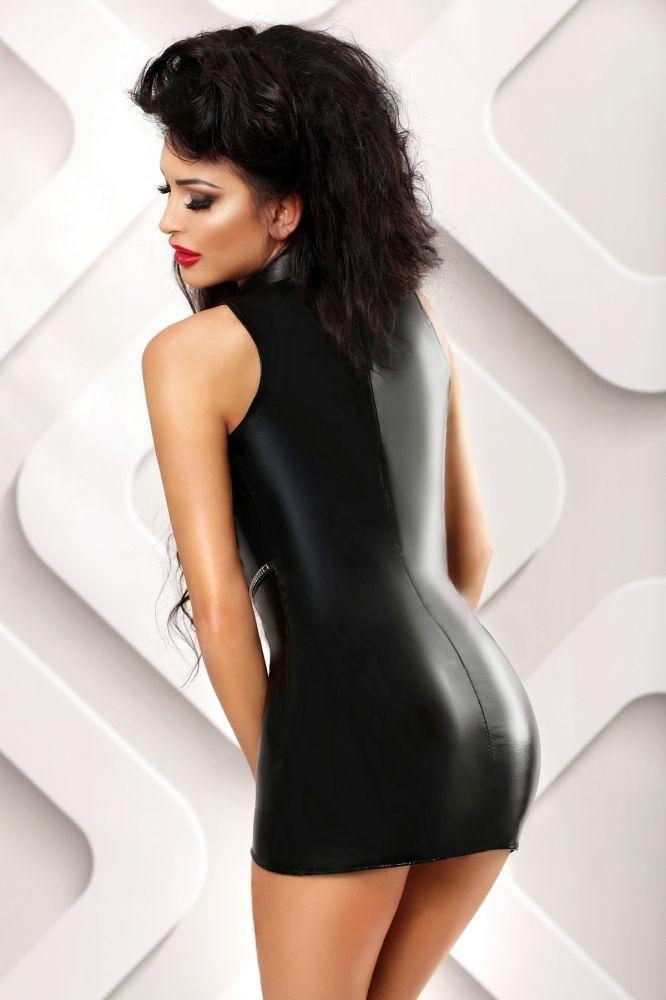 Basic Wetlook kjole
