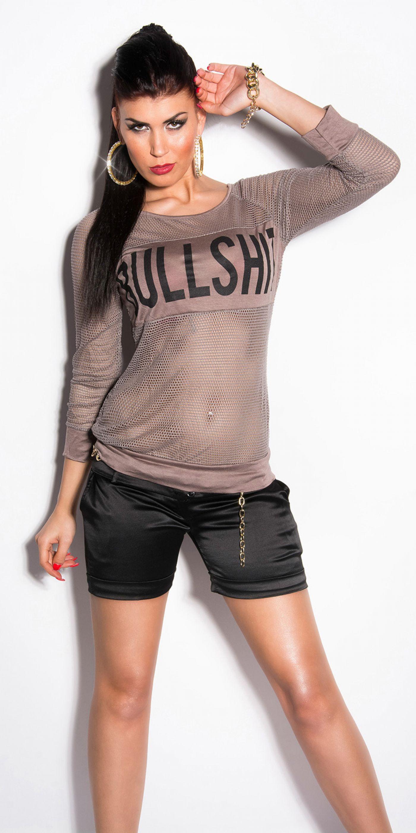 Net Bluse - Bullsh*t