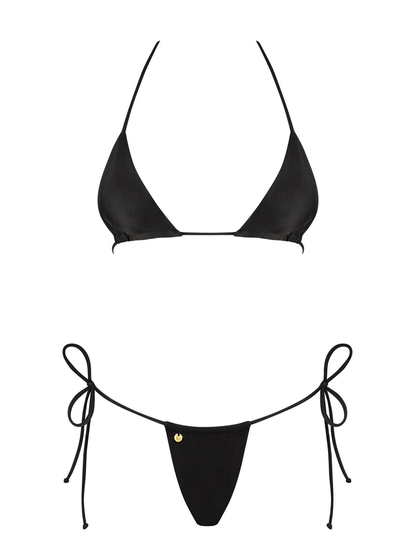 Bella Vista Mikro Bikini sæt (sort)