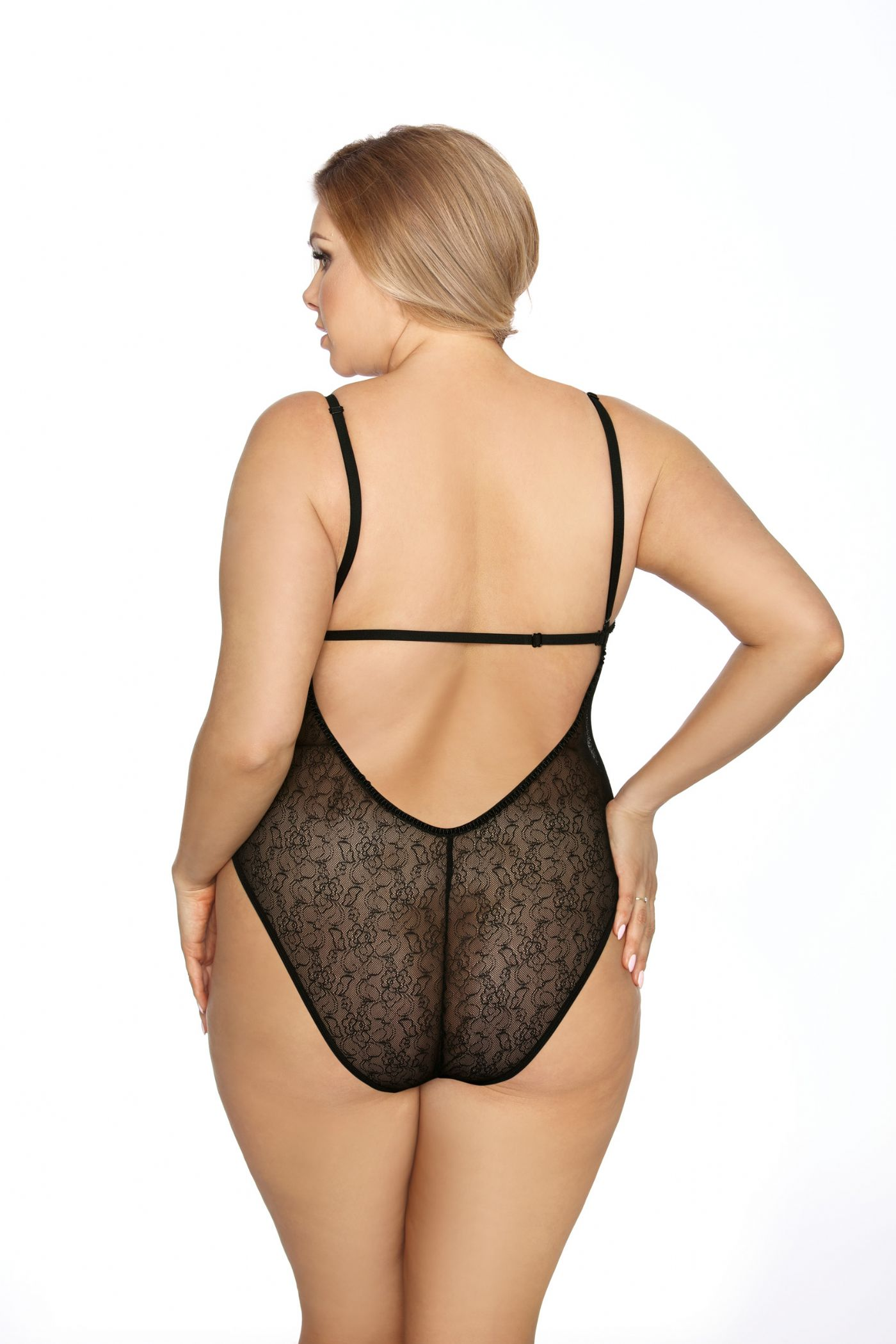 Iona Lace Body - Queen