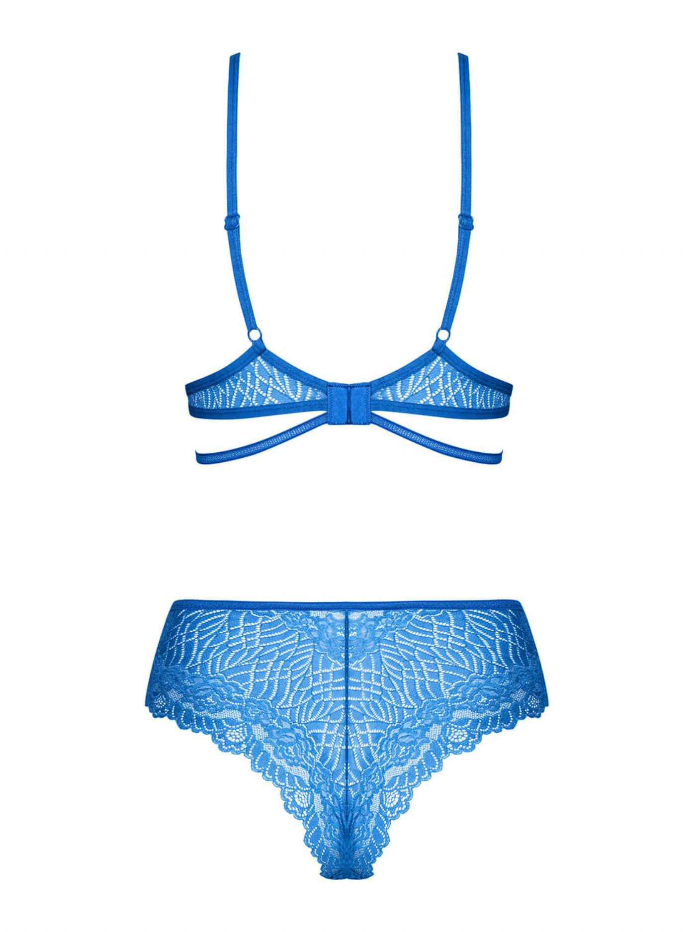 Bluellia Blonde BH & Trusse
