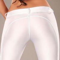 Pants / Jeans - Hvide bukser - Treggings