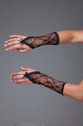 Handsker - Blonde Handsker - fingerløs (#1773)