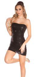 Korte kjoler - Bailey Minikjole - pailletter