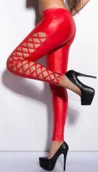 Leggings - Jasmine Wetlook Leggings