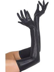 Handsker - Lange Wetlook handsker (44039)