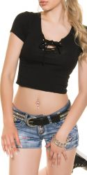 Toppe - Alexa Crop Top