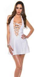 Korte kjoler - Avia Minikjole - Snøring foran
