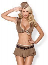 Kostumer - Politi / Militær - Soldater kostume (814-CST-4)
