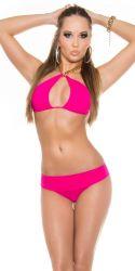 Bikini & Badetøj - Kædestrop Bikini sæt