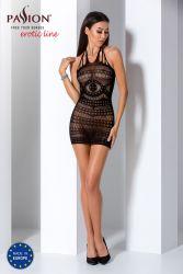 Lingeri kjoler - Minikjole - gennemsigtig (BS063)