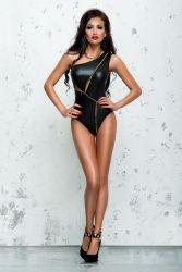 Søgning: wetlook - Cassandra Wetlook Body - Lynlåse