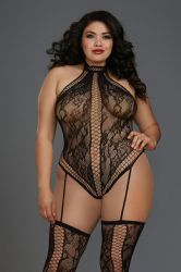 Bodystocking - Queen (DG-0329)