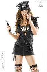 Kostumer - Politi / Militær - Politi Kostume - inkl. tilbehør (CR-3350)