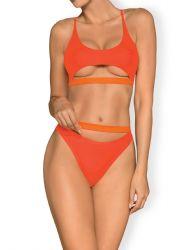 Miamelle bikini sæt (orange)
