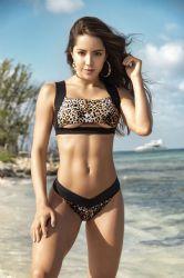 Bikini & Badetøj - Bikini - Underbust udskæring (MAP6546)