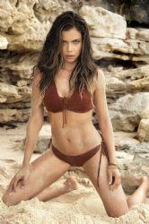 Mapalé Resort & Swim (Espiral AM:PM) - Bikini - hæklet stil - Dark Terra (MAP6548)