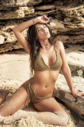 Bikini & Badetøj - Bikini - Hæklet stil - Thong-cut (MAP6549)