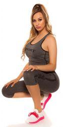 Sport / Fitness - Træningstøj - Leggings & Top
