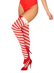 Kostumer - Julepiger / Nissepiger - Kissmas - Selvsiddende Julestrømper