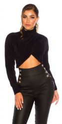 - Sexet Crop Sweater