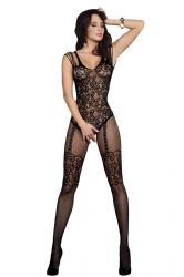 Temperance Bundløs Bodystocking