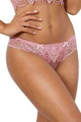 Thongs / Pantys - Blonde Thong trusse - pink (V-9758)